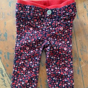 Gap corduroy pants, girls
